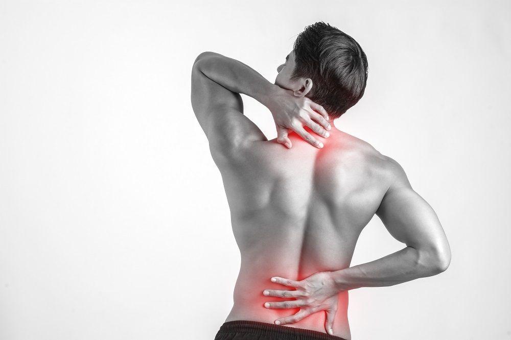 Tratar una contractura muscular