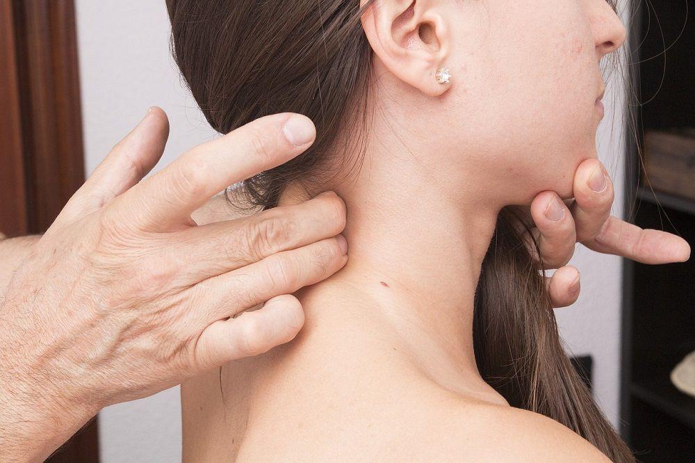 Contractura muscular en las cervicales