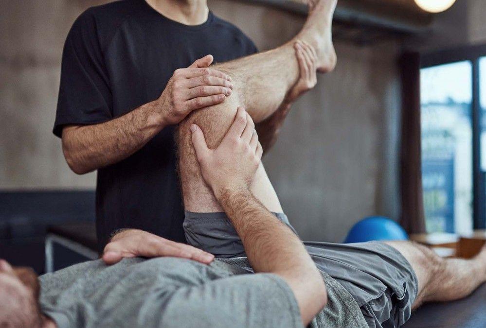 disminuir los tiempos de recuperación con fisioterapia